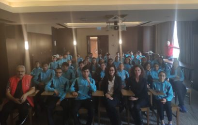 EDUCATION SEMINAR ABOUT FIGHT AGAINST DOPING TO ATHLETICS FEDERATION OF TURKEY – YOUTH ATHLETE DEVELOPMENT AND TRAINING CAMP